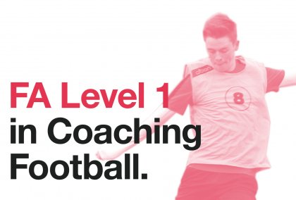 FA Level 1 in Coaching Football